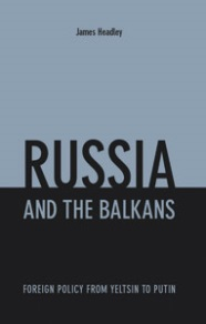 Image of Russia and the Balkans book cover