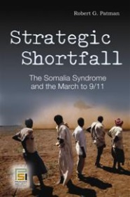 Image of strategic shortfall book cover