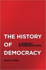 Image of the history of democracy book cover