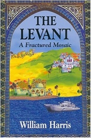 Image of the Levant, a fractured mosaic book cover