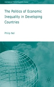 Image of the politics of economic inequality in developing countries book cover