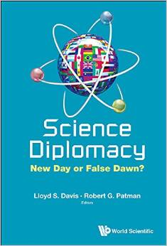 Image of Science Diplomacy book cover