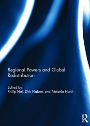 Image of Regional Powers and Global Redistribution book cover