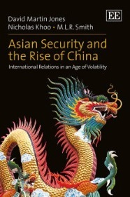 Image of Asian security and the rise of China book cover