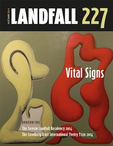 Landfall 227 front cover image