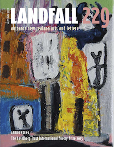 Landfall 229 cover image