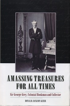 Kerr Amassing Treasures cover image