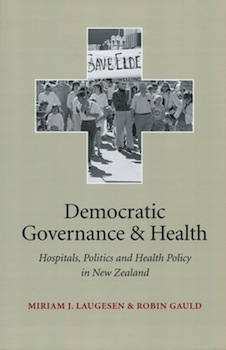 Laugesen Gauld Democratic Governance cover image