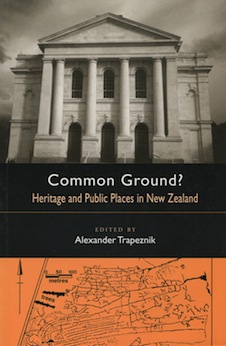 Trapeznik Common Ground cover image
