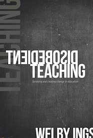 Ings Disobedient Teaching cover image