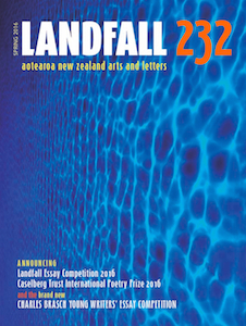 Landfall 232 cover image