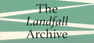 Landfall archive graphic