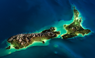 Map of New Zealand thumbnail