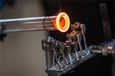 Glassblowing flames 3