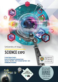 Science Expo Events Calendar