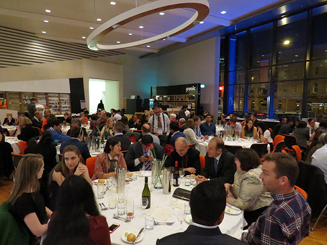 IADR ANZ conference dinner