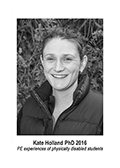 Kate Holland PhD