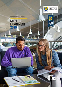 2018 Guide to Enrolment cover