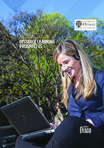Distance Learning Prospectus