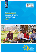 Summer School 2020 cover