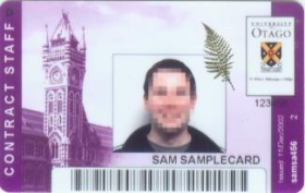 ID Contractor Card