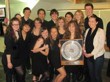 2010 Choir winners