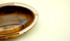 Edge of pacific island bowl