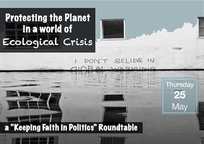[2017.04.27]  Protecting the Planet in a World of Ecological Crisis  [Don't Believe in Global Warming – WEB]