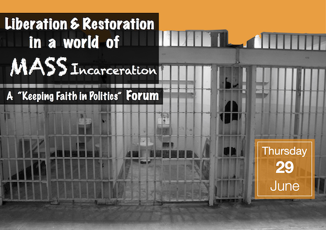 [2017.06.29]  Liberation and Restoration in a World of Mass Incarceration  [WEB]