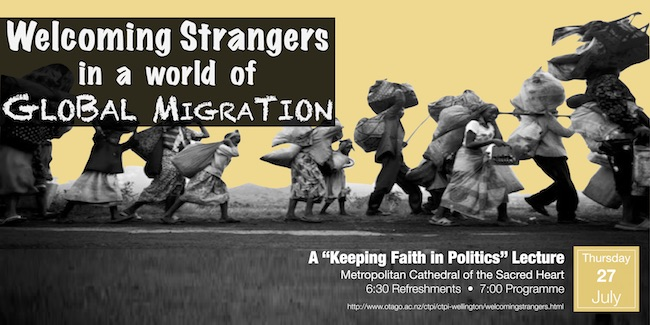 [2018.07.27]  Welcoming Strangers in a World of Global Migration [WEB]