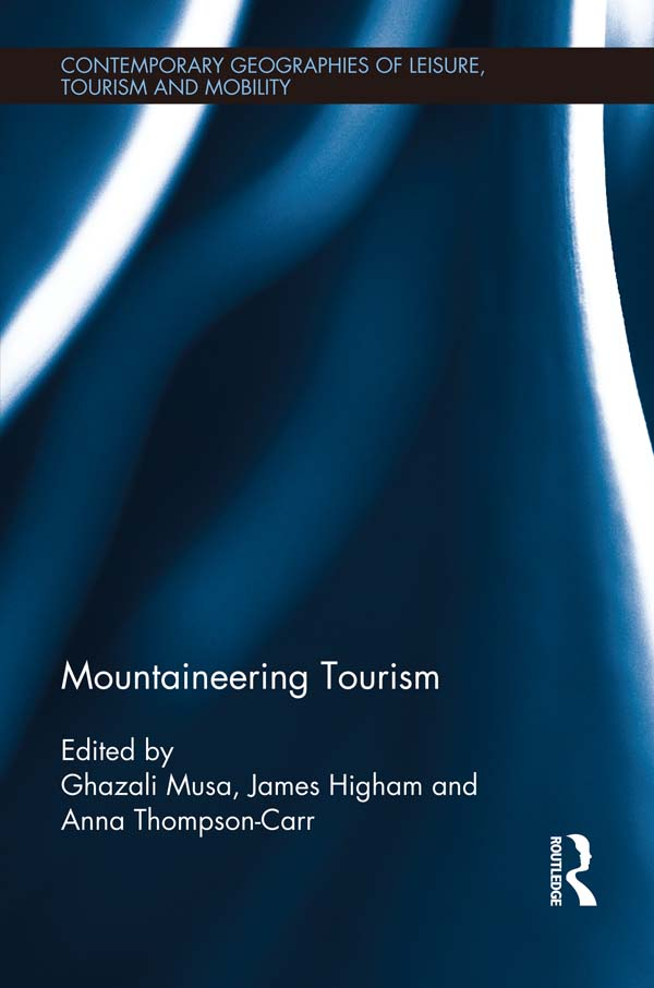 James Higham - Moutaineering Tourism