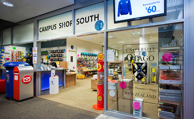 Campus Shop South Photo 1