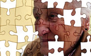 Elderly person represented as a jigsaw_thumbnail