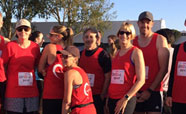 Some of the Christchurch Heart Institute team gathers for the City2Surf 2017_thumbnail