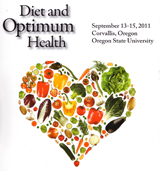 Diet and Optimum Health conference poster 2011