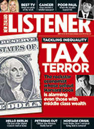 Listener Magazine Cover Issue 3863