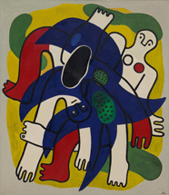Starfish by Fernand Leger