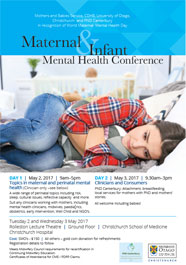 flyer - Maternal and Infant Health Conference