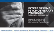 flyer - Interpersonal Psychotherapy Workshop_thumbnail