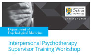 flyer - Interpersonal Psychotherapy Supervisor Training workshop_thumbnail