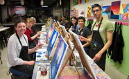 At the Paint n Sip studio (2017)_thumbnail