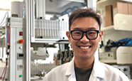 Dr Khoon Lim, winner of the prestigious Sir Charles Hercus Health Research Fellowship thumbnail