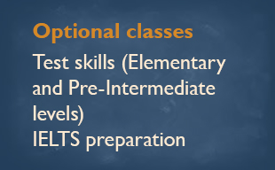 Optional classes2