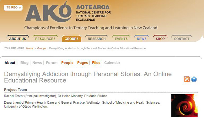 Demystifying Addiction picture