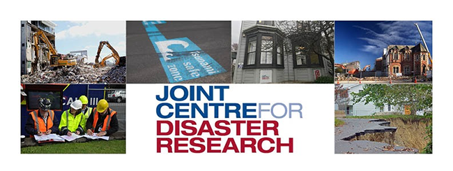 Joint Centre for Disaster Research