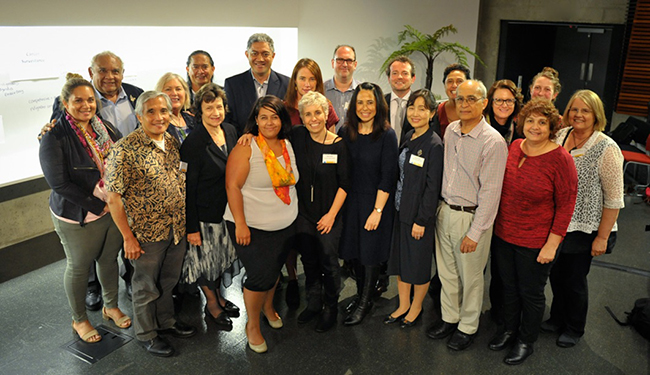 Indigenous People and Cancer Symposium-Group Photo