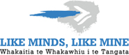 Like Minds, Like Mine logo