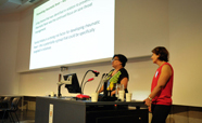 Matafanua Hilda and Dr Niki Stefanogiannis provide update on the NZ Rheumatic Fever Prevention Programme