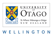 University of Otago, Wellington Logo 186px