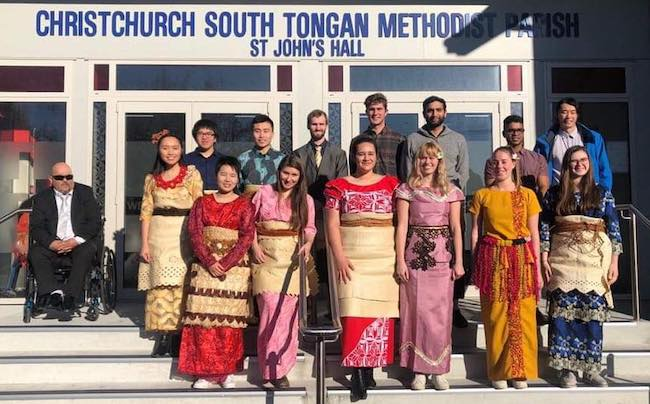 University of Otago Christchurch, Pacific Immersion Programme, Fourth Year Medical students with the Tongan Community 2